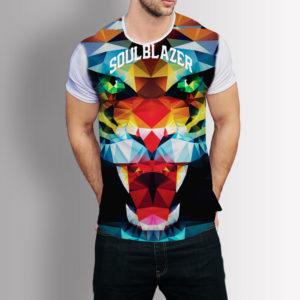 Allover T-Shirt Ανδρικά