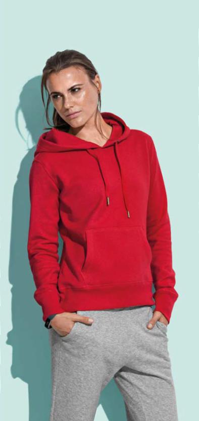 Steadman Women ST5700 Sweatshirt Hoodie 280g